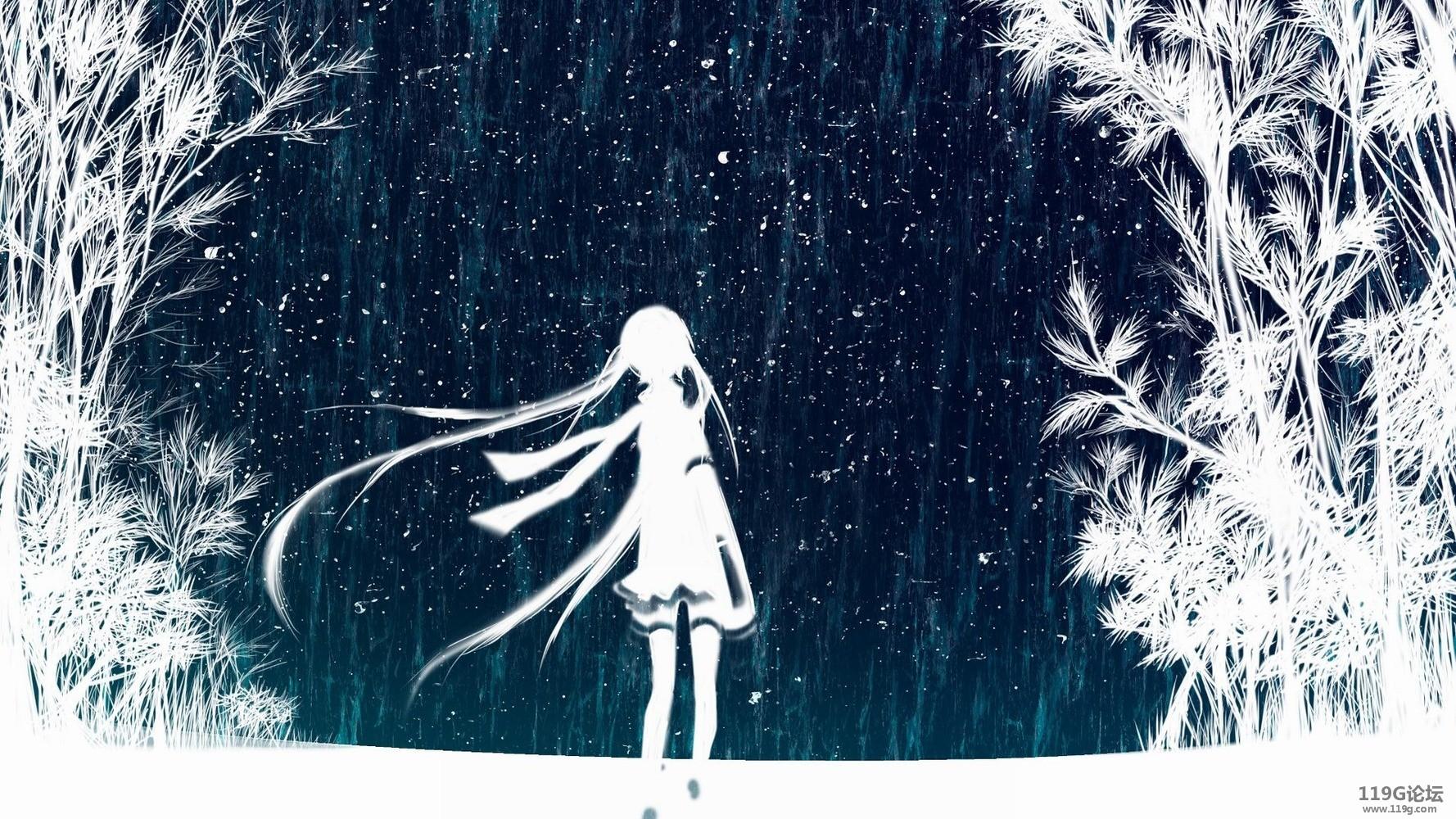 【音乐推荐】雪の降る街 飘雪的街